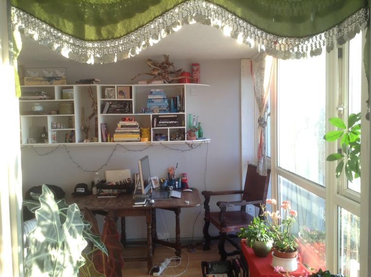 my creative space